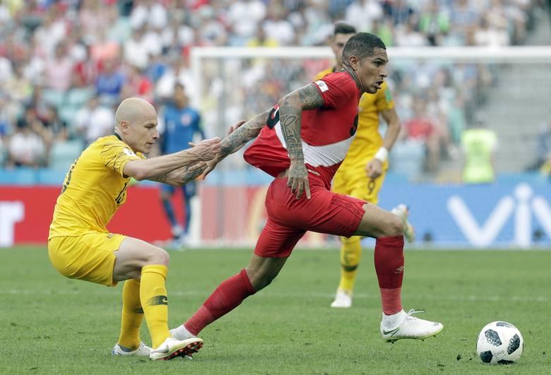 Mundial 2018. Honorowe pożegnanie z mundialem. Peru wygrało z Australią