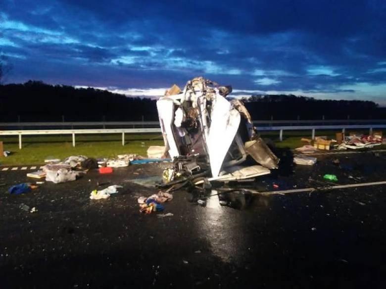 Do pierwszego tragicznego wypadku na trasie S5 doszło 3 listopada. Wtedy zginął 37-letni Krystian