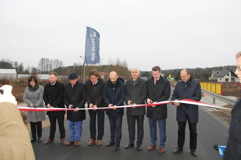 Most na Horodniance otwarty. Wspólna inwestycja gminy Choroszcz i powiatu białostockiego kosztowała blisko 2,4 mln zł