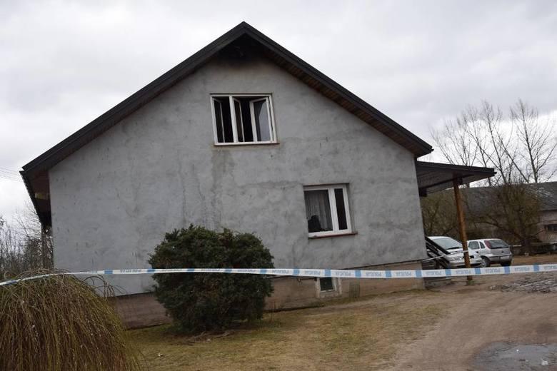 Jemieliste. Tragiczny pożar domu. Już cztery osoby nie żyją. Wśród nich dwójka dzieci