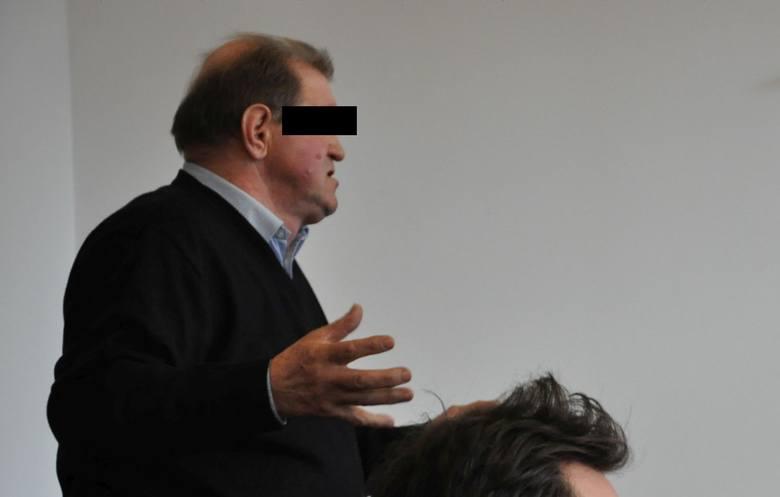 Proces Ludwika B. w sprawie grożenia śmiercią mieszkańcowi gminy Wołczyn ciągle trwa. Radny odwołał się od wyroku skazującego.