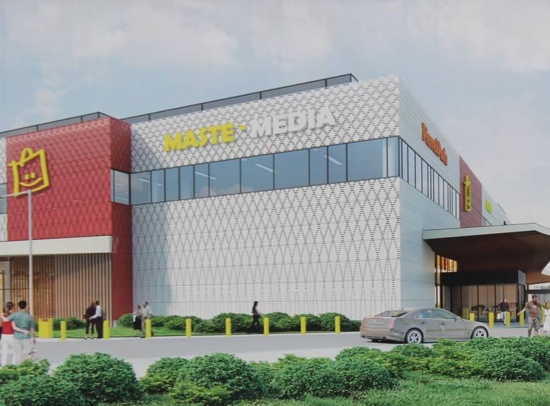 Nowy obiekt to 7 500 m kw. powierzchni handlowej. Znajdzie się w nim 35 sklepów.Przejdź do kolejnego slajdu --->
