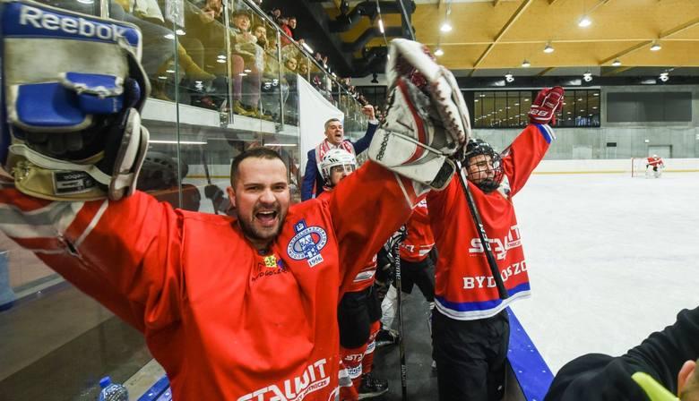 W niedzielę, 14 stycznia 2018 roku odbył się pierwszy ligowy mecz hokeja w Bydgoszczy po 18 latach przerwy. Na bydgoskim Torbydzie grały drużyny II ligi