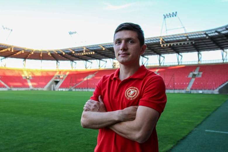 Dominik Kun wybrał ofertę z Łodzi