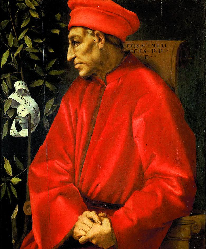 """""""Narodziny Wenus"""" namalowane przez Sandra Botticellego w 1485 r. Obraz powstał na zamówienie Medyceuszy"""