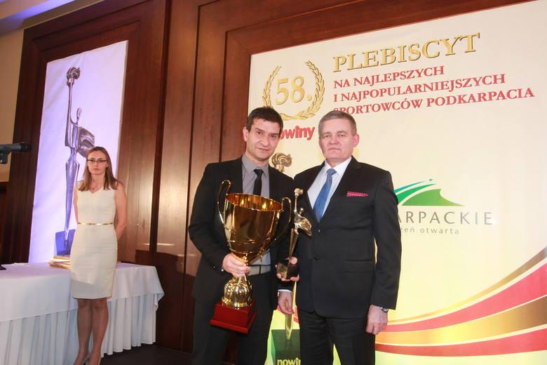 W Hotelu Prezydenckim w Rzeszowie, odbył się finał 58. Plebiscytu Gazety Codziennej Nowiny na Najlepszych i Najpopularniejszych Sportowców Podkarpacia
