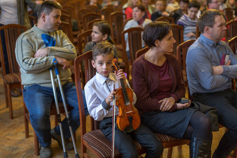 Uczniowie szkół muzycznych na 14. Festiwalu Muzyki Romantycznej [ZDJĘCIA]