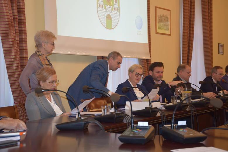 Sesja rady miejskiej - Zielona Góra 21 stycznia 2020