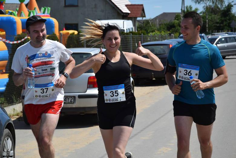 Zawodnicy pobiegli w Baczynie dla hospicjum w Gorzowie