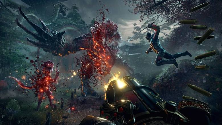 Część graczy zagra w Shadow Warrior 2 w 2017 roku [wideo]
