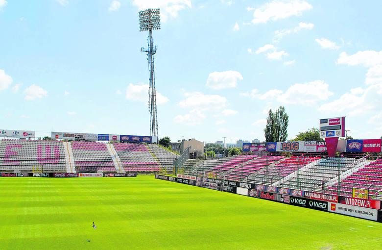 Widzew ma nadal szansę na nowy stadion