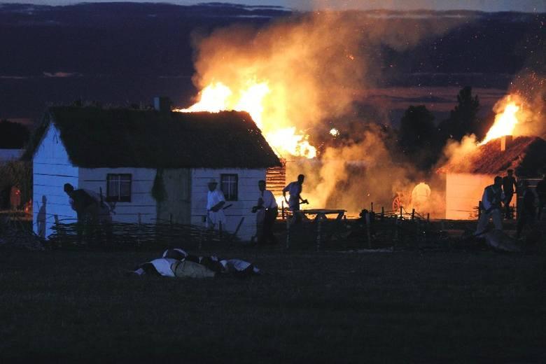Nie było litości dla nikogo. Ukraińcy wymordowali wszystkich Polaków z wioski. Później spalili domy.
