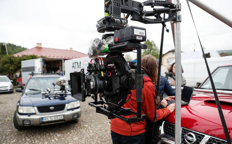 Wataha sezon 3 byliśmy na planie filmu w uroczym Mrzygłodzie.