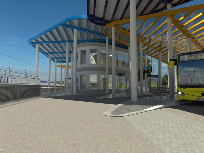 Budowa Zintegrowanego Centrum Przesiadkowego. Pasażerom będzie lepiej