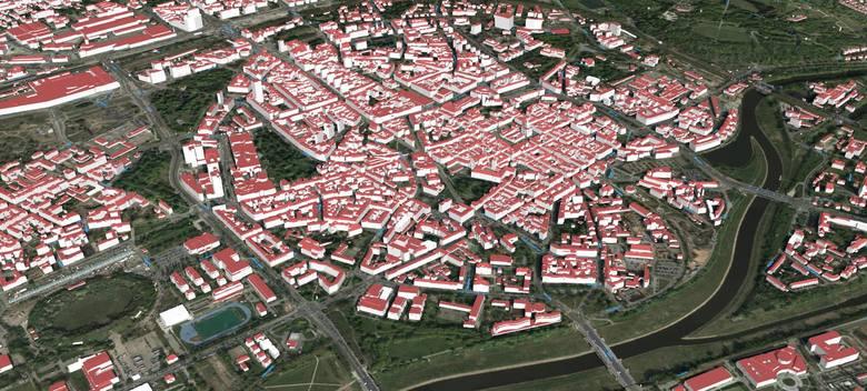 Model 3D - Poznań<br /> <br /> <strong>Przejdź do kolejnego slajdu ----></strong><br />