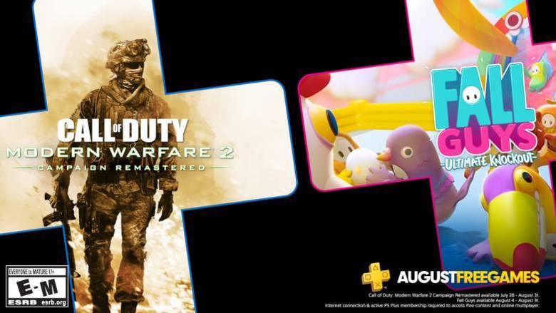 PlayStation Plus sierpień 2020 - gry za darmo [PS PLUS GRY SIERPIEŃ 2020]