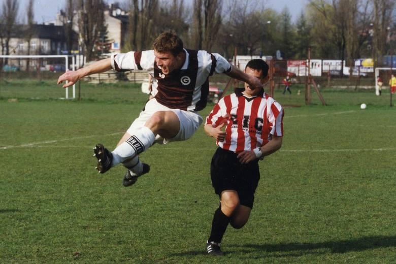 Kwiecień 2001, Puchar Polski: Garbarnia - Cracovia