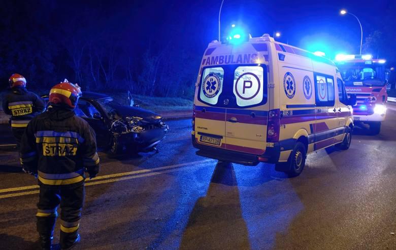 Do zdarzenia doszło w poniedziałek około godz. 22.25 na ul. Sobieskiego w Przemyślu. - Kierujący volkswagenem polo, 44-letni mieszkaniec Przemyśla jadąc