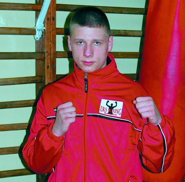 Maciej Gnoza potwierdził, że zasłużył na miano najlepszego sportowca powiatu sokólskiego 2009 roku.