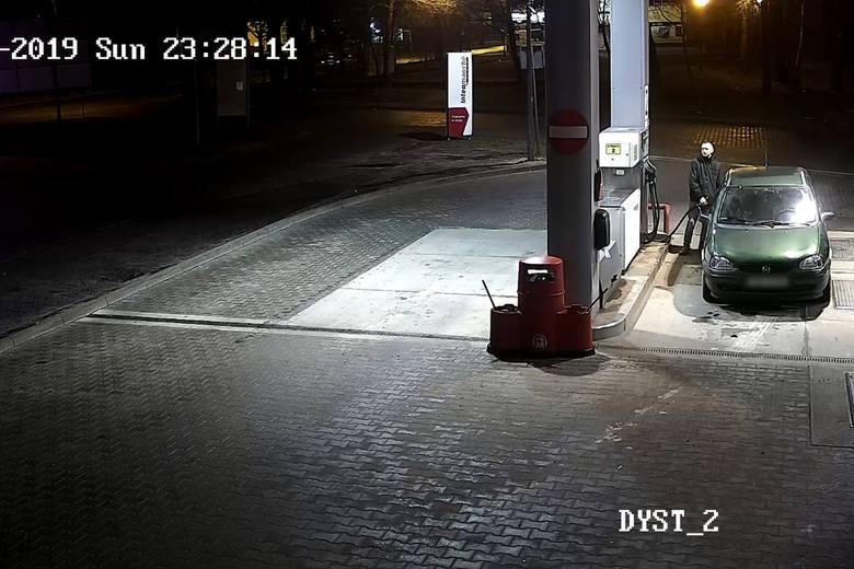 Policja publikuje wizerunki osób, które mogą mieć związek z kradzieżami w sklepach i na stacji benzynowej. O publikację zdjęć osób mogących mieć związek