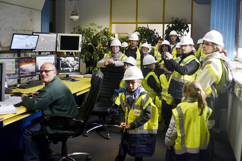 Dzień otwarty w gdańskiej elektrociepłowni EDF