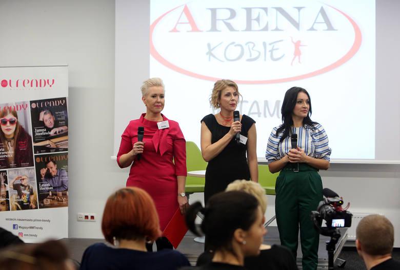 Arena Kobiet w Arenie Szczecin, czyli kobiece warsztaty dla Pań [ZDJĘCIA]