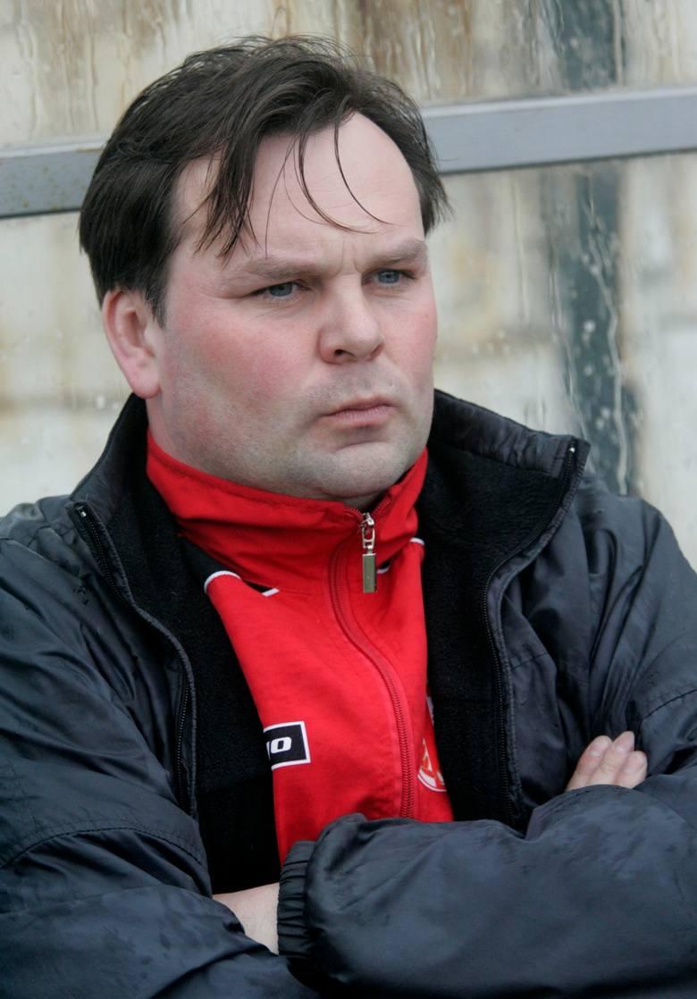 Tomasz Tułacz, marzec 2008