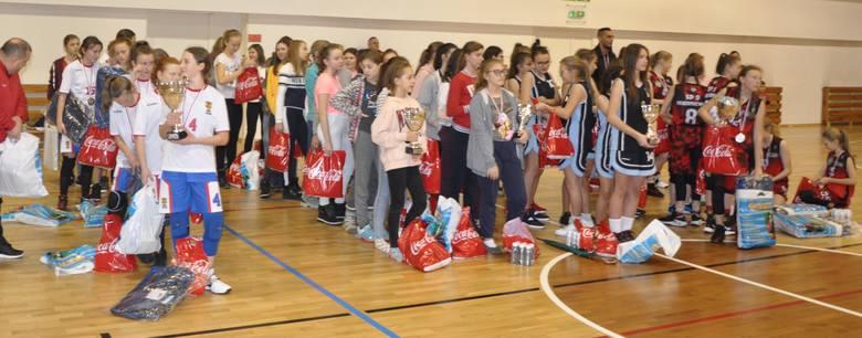 Koszykarki z MKS Ósemki Skierniewice wygrały Ogólnopolski Turniej Basket Kids Cup 2018