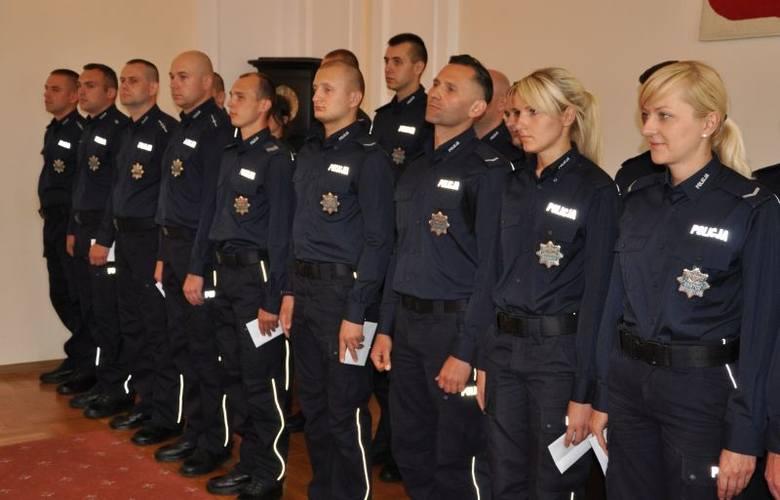 Policjanci oddziału prewencji nagrodzeni (zdjęcia)