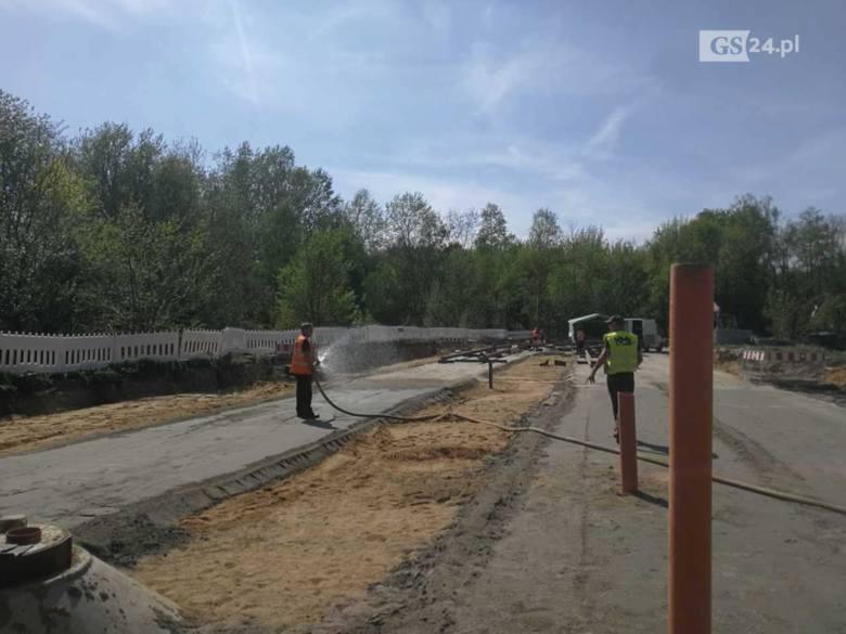 Przebudowa ul. Arkońskiej w Szczecinie. Co już jest zrealizowane?