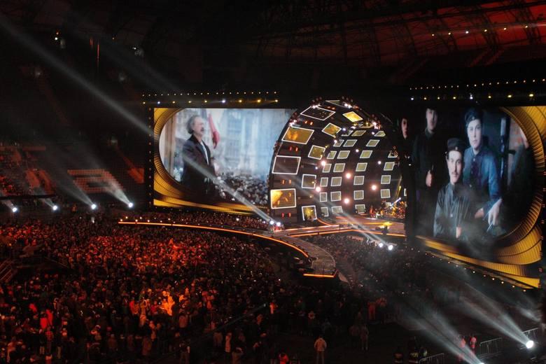 """27 grudnia na Stadionie Poznań odbył się koncert """"Muzyka Wolności"""" z udziałem czołowych gwiazd polskiej sceny muzycznej."""