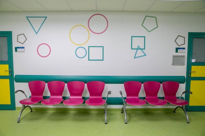 Tak wygląda wyremontowany pawilon K w Uniwersyteckim Szpitalu Dziecięcym