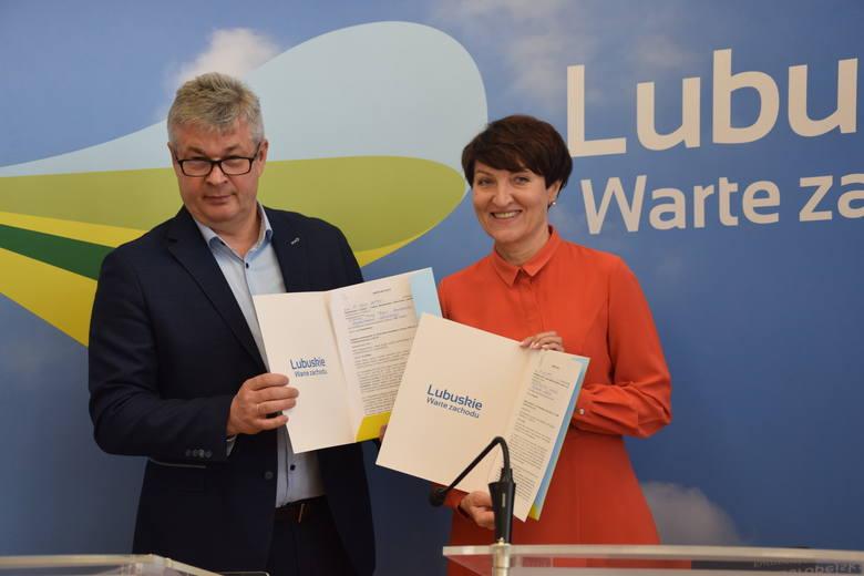 Podpisanie umowy na zakup sprzętu dla Szpitala Uniwersyteckiego w Zielonej Górze - 10 lipca 2019
