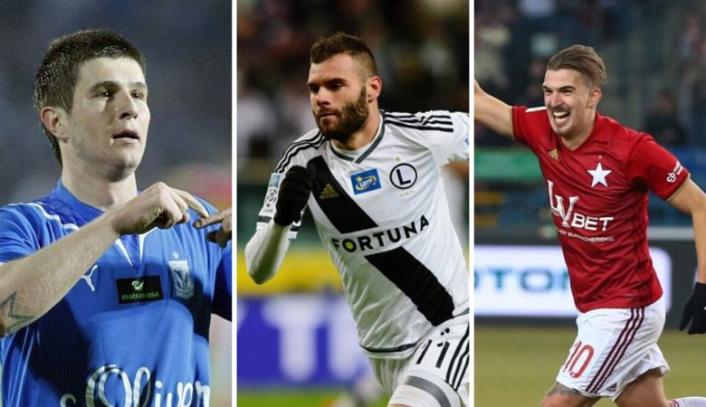 Choć nasza liga nie należy do czołówki Europy, to grało w niej kilku piłkarzy, którzy grali w taki sposób, że niesamowitą frajdę sprawiało oglądanie