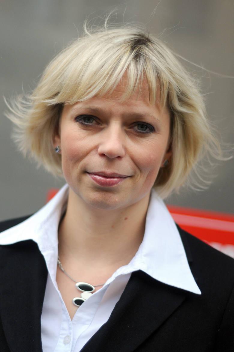 Agnieszka Jędrzejczak, koordynator do spraw wyborów w Urzędzie Miasta Bydgoszczy
