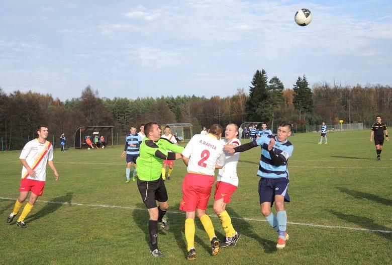 Diament Trzebielino na własnym boisku pokonał 1:0 zespół KS Damnica.