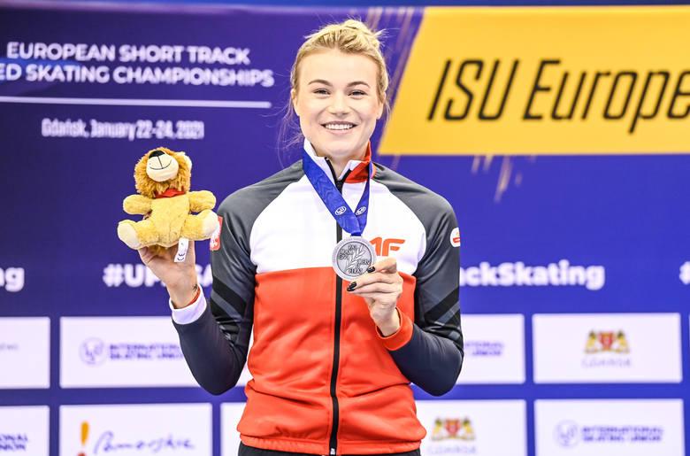 Natalia Maliszewska zdobyła swój trzeci medal mistrzostw Europy. Czy w niedzielę sięgnie po kolejny?