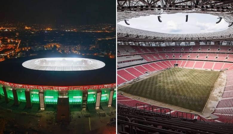 Nazwa: Puskas Arena Pojemność: 68000 Rok powstania: 2019Gospodarz: reprezentacja Węgier Mecze na Euro 2020:16 czerwca, wtorek - mecz grupy F20 czerwca,