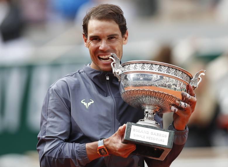 Od 2005 roku Rafael Nadal przegrał w Paryżu tylko dwa mecze