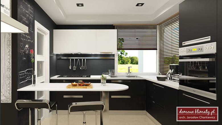 Nowoczesne parterowe domy - projekty domów z aranżacją wnętrz czy to możliwe?