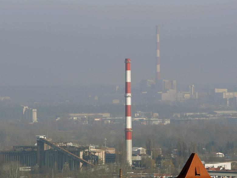Poznań jest jednym z miast w Polsce, które co roku ma największe problemy ze smogiem.