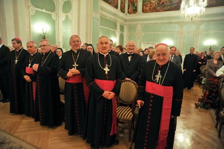 Abp Stanisław Szymecki obchodził jubileusz