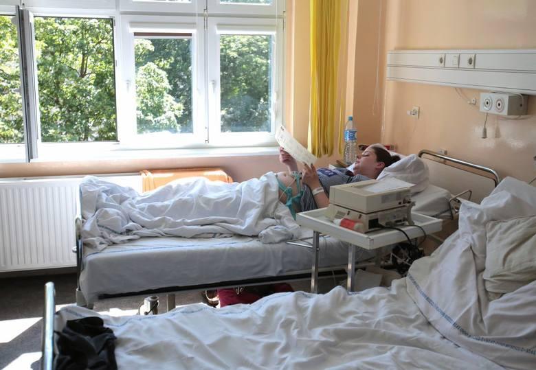 W szpitalu na Pomorzanach śpiewają... do brzuszka [wideo, zdjęcia]