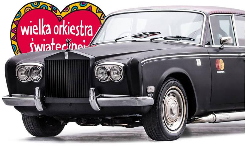 Całkowity odjazd! Tego jeszcze nie było. Prawdziwy, legendarny Rolls-Royce odpicowany w garażu Braci Collins, dzięki Mastercard teraz może być Twój.