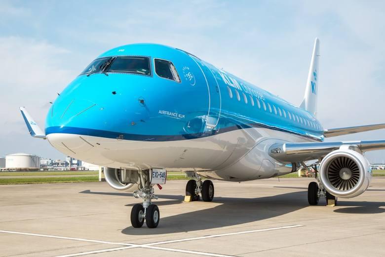 Maszyny linii lotniczej KLM znowu wracają na trasę Amsterdam-Wrocław