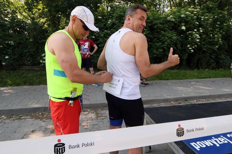 Biegnąc w 7. Półmaratonie Solidarności pomogli zebrać pieniądze dla chorej Weroniki