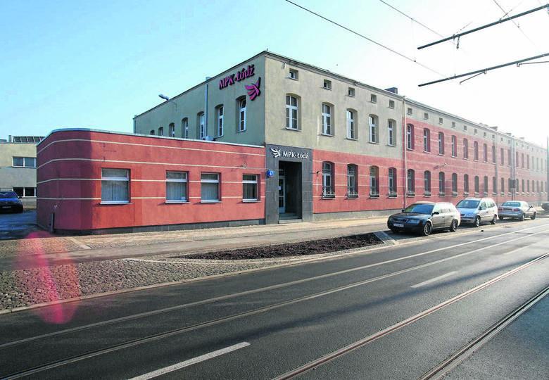 Przy ul. Tramwajowej rodziła się historia łódzkich tramwajów.