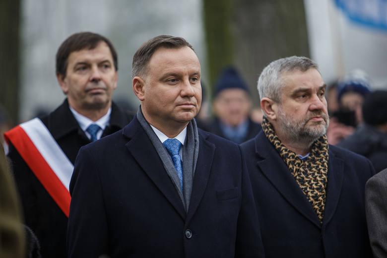 Wierzchosławice. Andrzej Duda pojawił się na obchodach rocznicy urodzin Wincentego Witosa [ZDJĘCIA]