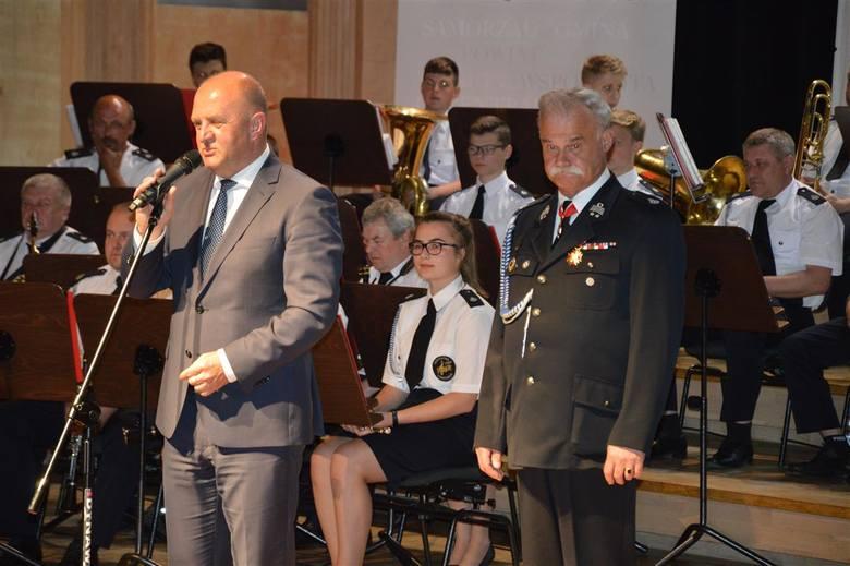 Samorządowa Gala Ochotniczych Straży Pożarnych w Filharmonii Opolskiej.