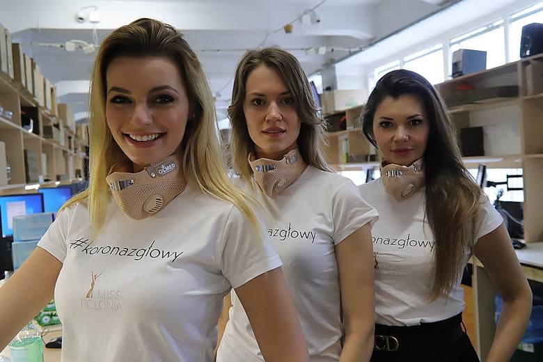 KORONAZGŁOWY to akcja zainicjowana przez Igo-Art, organizatora konkursu Miss Polonia. We wtorek paczki przygotowały: Karolina Bielawska Miss Polonia